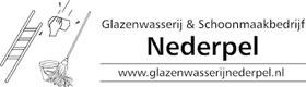 Glazenwasserij en schoonmaakbedrijf Nederpel